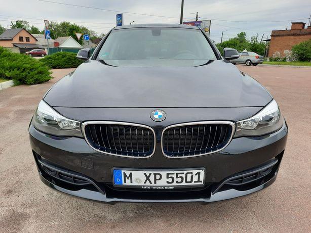 BMW 3 Series GT 320 2016