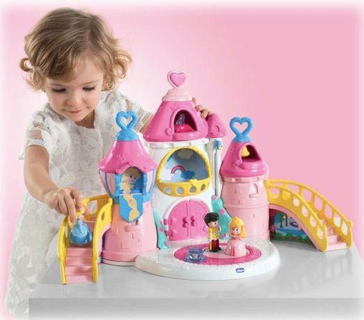 Chicco домик принцесс
