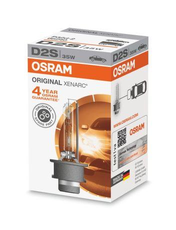 Lâmpadas de Xenon original OSRAM Garantia 4 anos