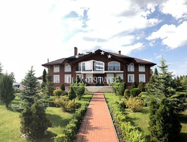 Lux-Estate предлагает купить новый элитный дом Конча-Заспа, с. Козин