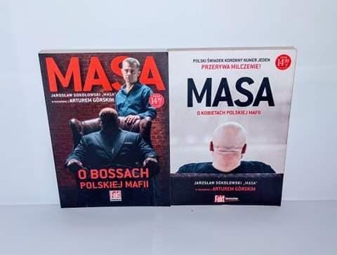 Masa - O kobietach polskiej mafii + O bossach polskiej mafii