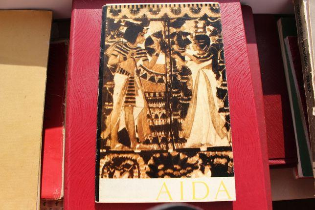 Program < Aida > 1966 r.