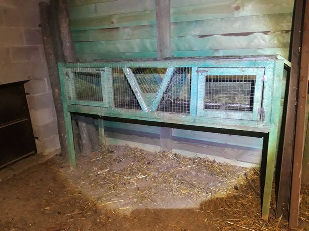 Продам клітку для кроликів