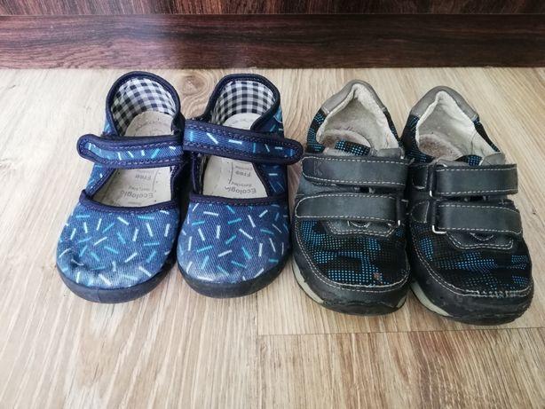 Dwie pary butów