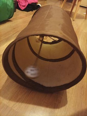 Mały tunel dla kota