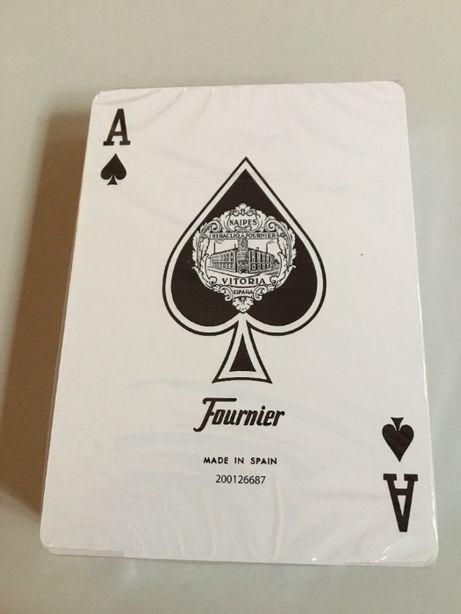 Baralho Fournier 18-00 novos (envio por CTT)