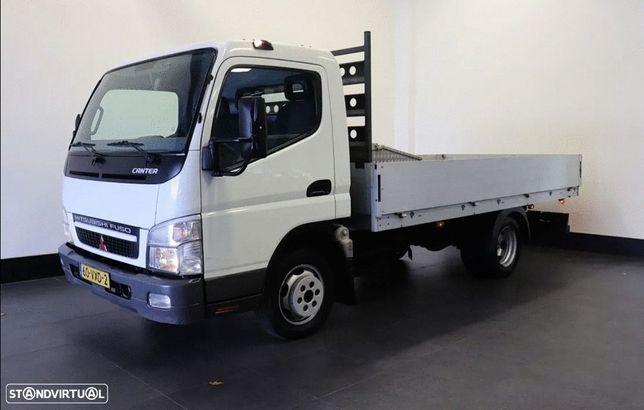 Mitsubishi Canter Fuso 3c13 caixa aberta 3500kgs