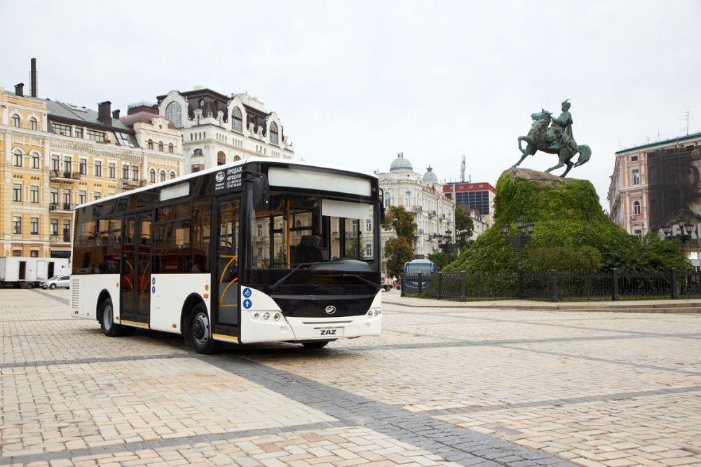 Міський автобус ZAZ А10