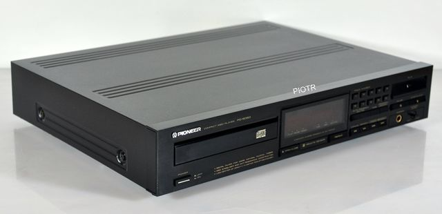 CD PIONEER PD6050.JAPAN.VINTAGE. Piękny ceniony model odtwarzacza