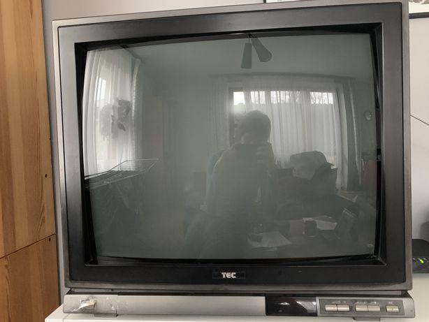 Telewizor TEC 28 cali sprawny plus dekoder DVBT, DVBT2
