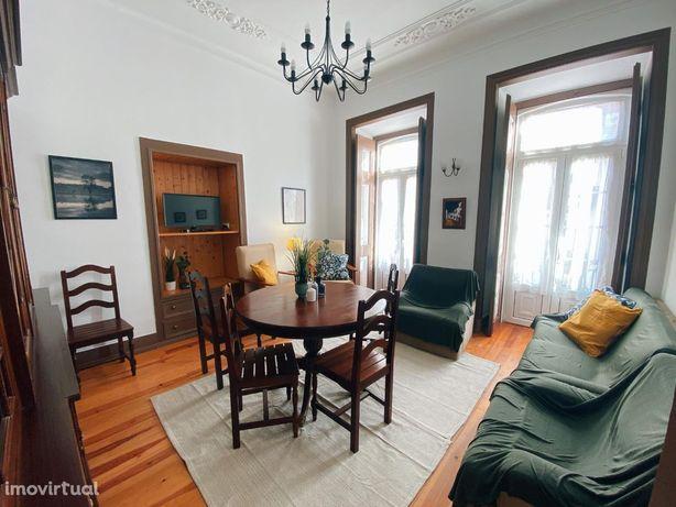 Apartamento T3 para arrendamento ano em São Martinho do Porto