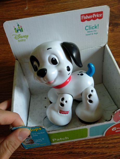 Fiser prise patch click Disney далматинец 6 - 36 месяцев собачка