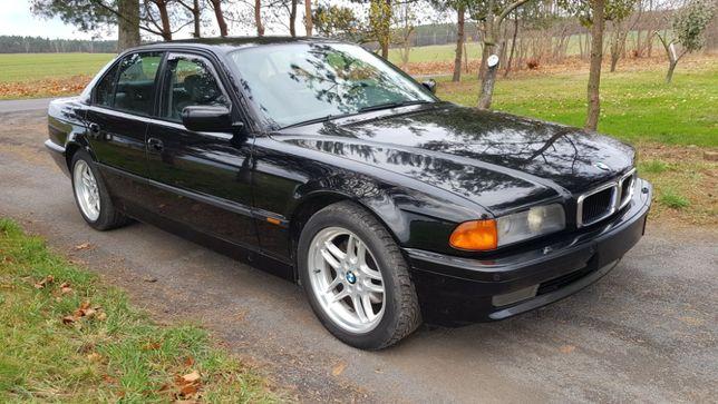 BMW E38 740i 4.4 przedlift automat