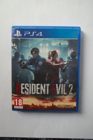 Gra Ps 4 Resident Evil 2 Centrum Gier Grodzka 4