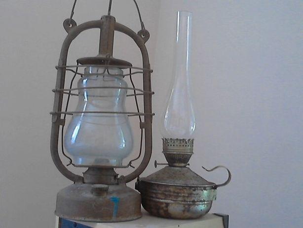 Керасинові лампи