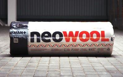 Wełna szklana Neowool 0.039 100mm/10.8m2