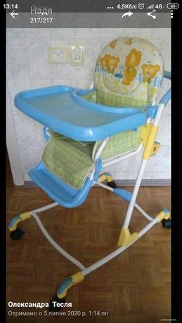 Продам стілець для годування бу