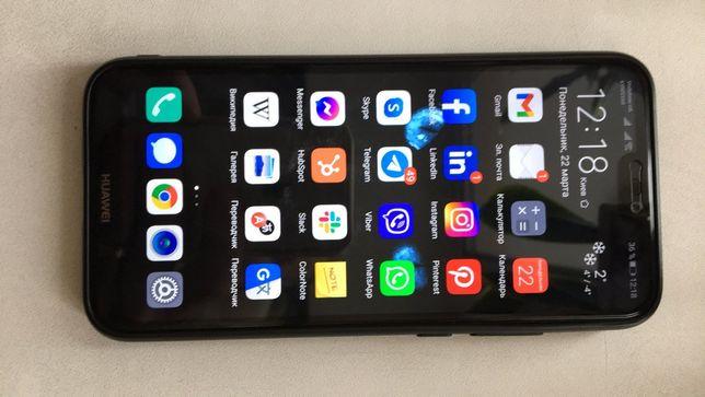 Продам смартфон Huawei P20 lite black 4/64Gb