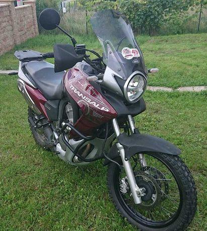 Honda Transalp XL 7000 Rok 2008 Super moto !!!