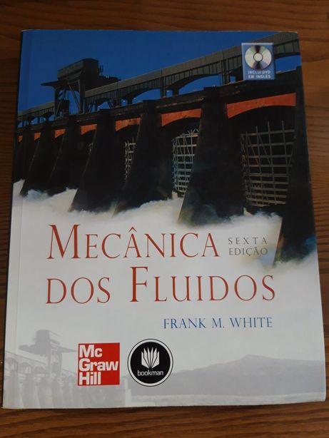 """Livro """"Mecânica dos Fluidos"""""""