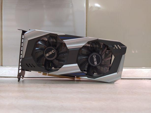 Гарантия 3мес Nvidia GTX 1060 6gb OC Galax / KFA2