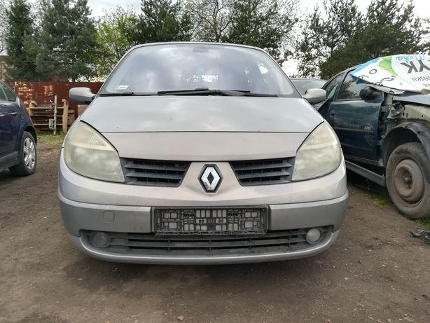 Podnośnik szyby Renault Scenic II 2