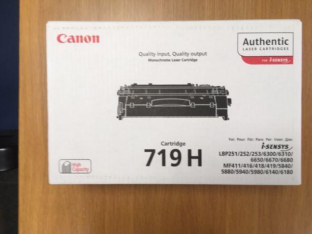 Toner Canon - NOVO