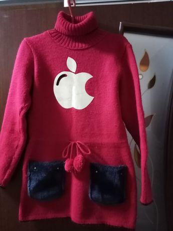 Кофта свитер кардиган детский