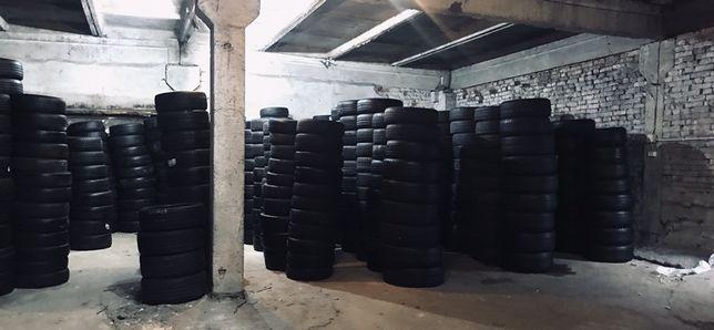 Склад Резина шины б/у185/195/205//215/225/235 опт та роздріб Диски !