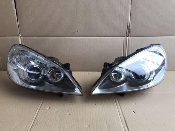 Volvo v60 s60 lampy xenon idealne