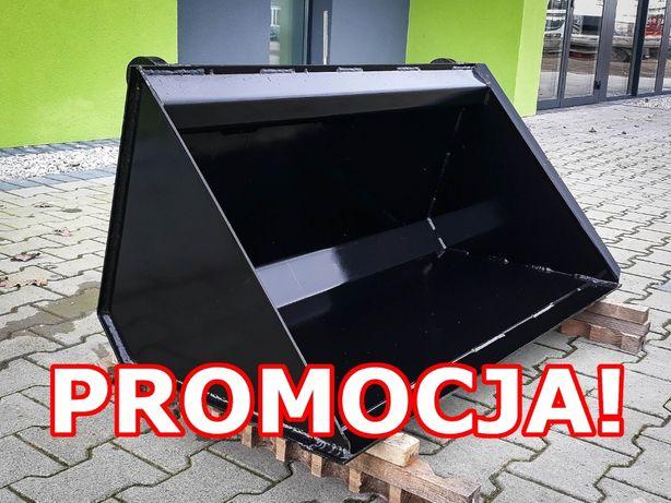 PROMOCJA Łycha Łyżka Szufla do materiałów sypkich 1.2 m Euroramka