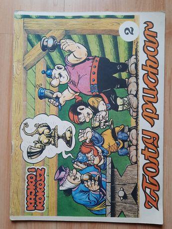 Kajko i Kokosz Złoty puchar cześć 2 wydanie 2 1988