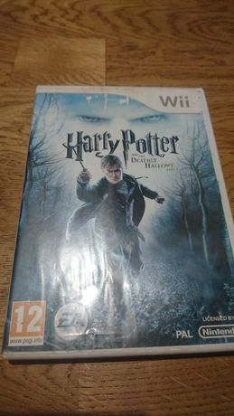 Harry Potter and the deadly halolows part 1 konsola WII