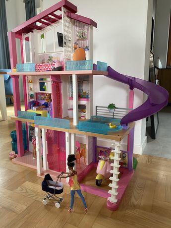 Domek Barbie Duży z windą