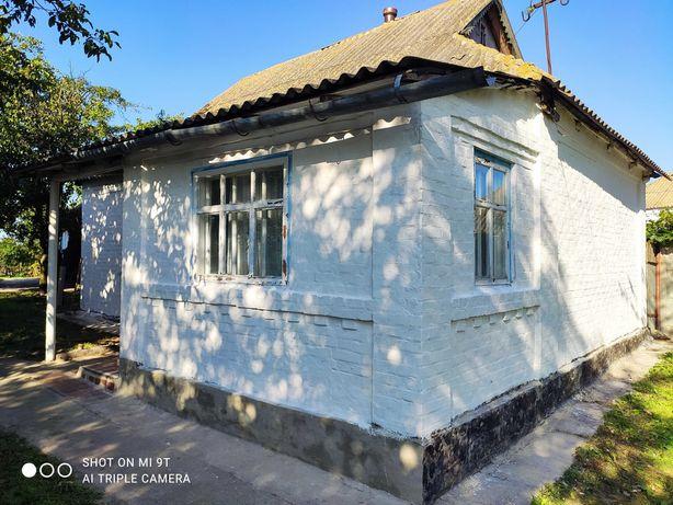 Продам дом в с. ЛОГВИН, Володарский район, Киевской обл.