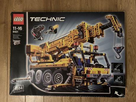 Lego Technic Dźwig 8421