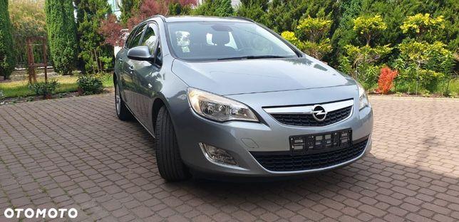 Opel Astra Super Stan Jeden Właściciel Benzyna