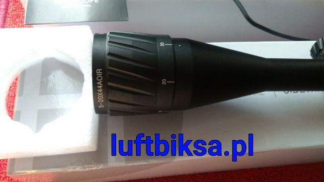Luneta Hawke Sidewinder 30 SF 4x20x44 AOIR