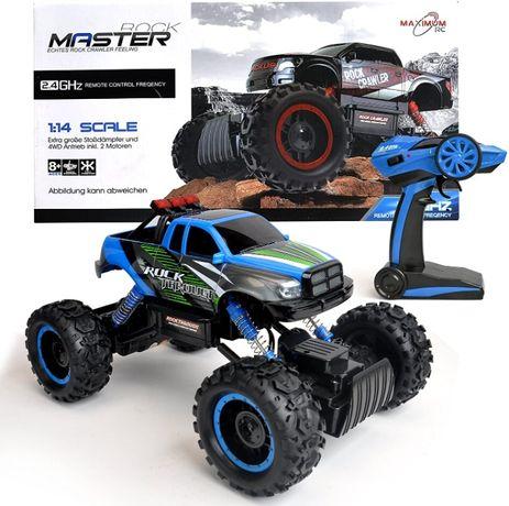 Samochód zdalnie sterowany 4WD Monster Truck
