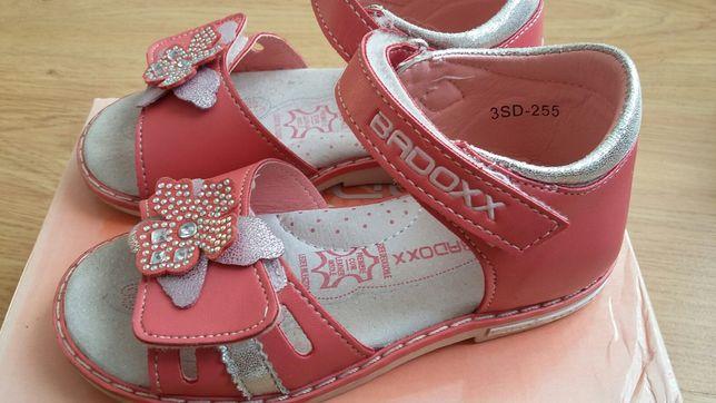 Sandałki Badoxx r. 27