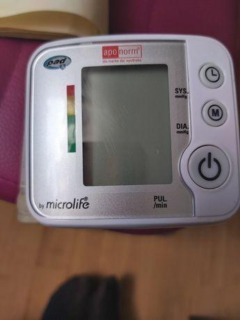 Ciśnieniomierz  nadgarstkowy Microlife