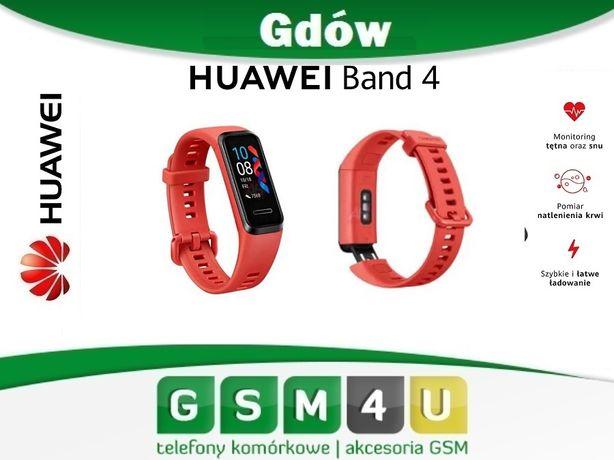 HUAWEI BAND 4 Opaska Smartband Gdów FV23%