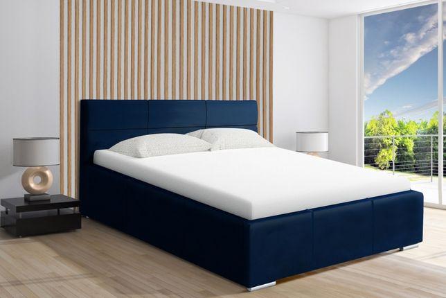 Łóżko tapicerowane, sypialniane Paris stelaż+pojemnik Gratis! PROMOCJA