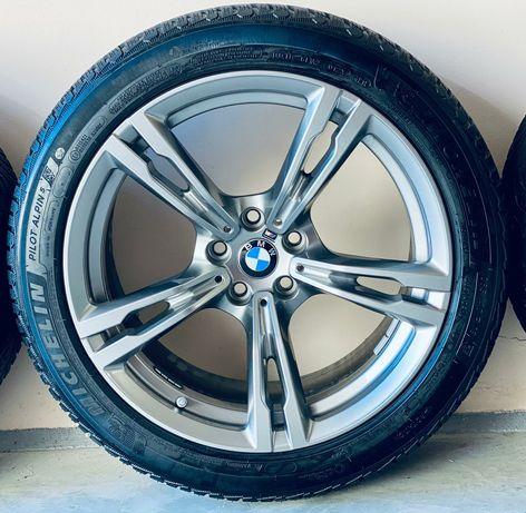 Koła z oponami BMW M5 265/40 R19