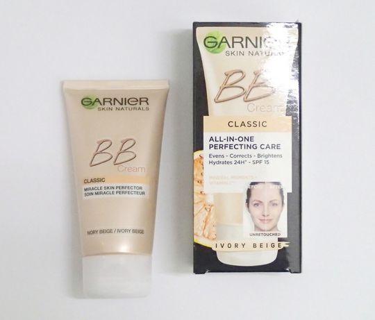 BB Cream Classic Garnier kolor Ivory beige