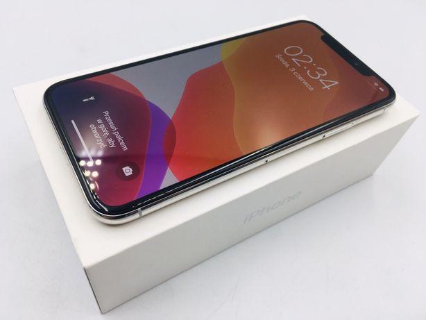 iPhone X 64GB SILVER • PROMOCJA • GWARANCJA 1 MSC • AppleCentrum