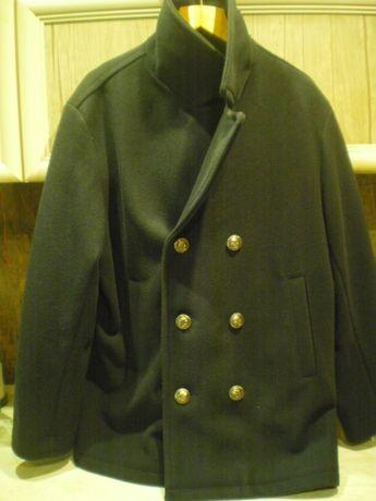 Мужское пальто-бушлат