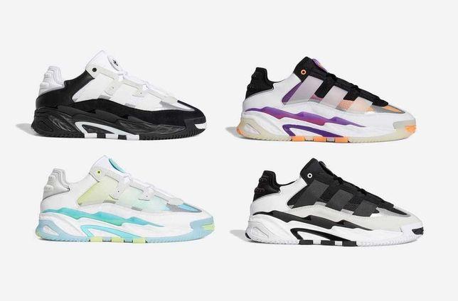 Кроссовки Adidas Originals Niteball оригинал,мужские и женские размеры
