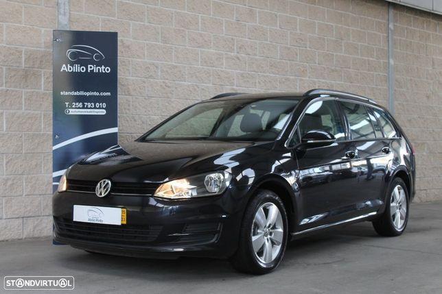 VW Golf Variant 1.6 TDi BlueMotion Trendline