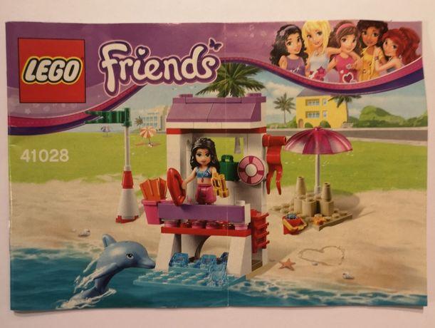LEGO Friends 41028 - Emma ratownik